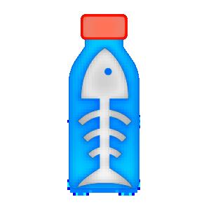 PlasticBottleDeadFish